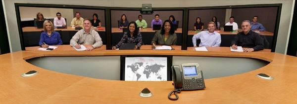 Cisco-18person-Telepresence-Suite