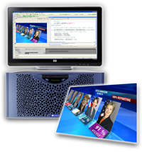 Clarity Monitor-220