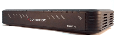 Comcast SMC Router