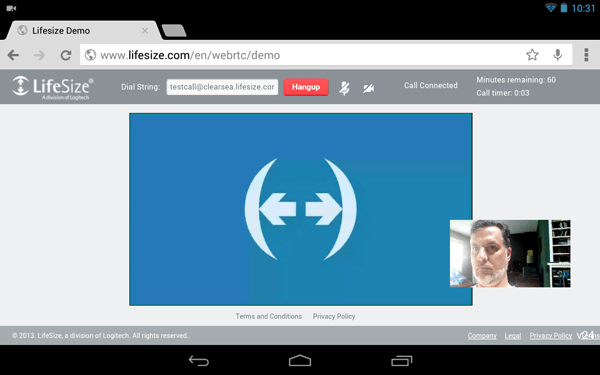 LifeSize-WebRTC--Beta-On-Nexus7