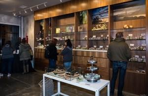 Harvest, dispensary, San Francisco, marijuana, galleries, ICBC