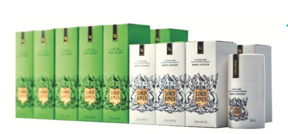 Lord Jones, marijuana products