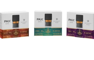 Temple Extracts Packaging, products