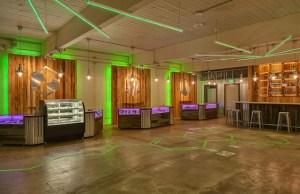 Showroom Evergreen Dispensary