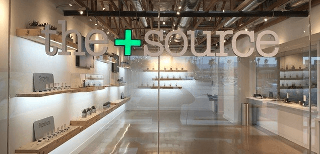 The Source Las Vegas Marijuana Dispensary