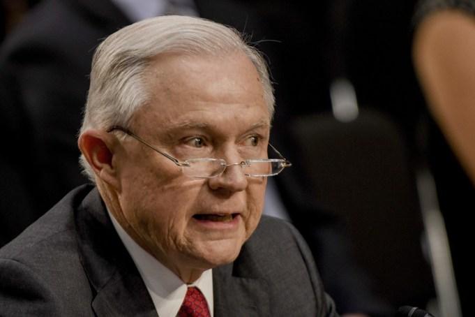 Jeff Sessions Marijuana Comments at Senate Judiciary Committee