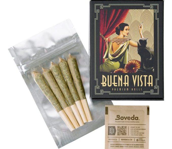 Buena Vista Pre-Rolls