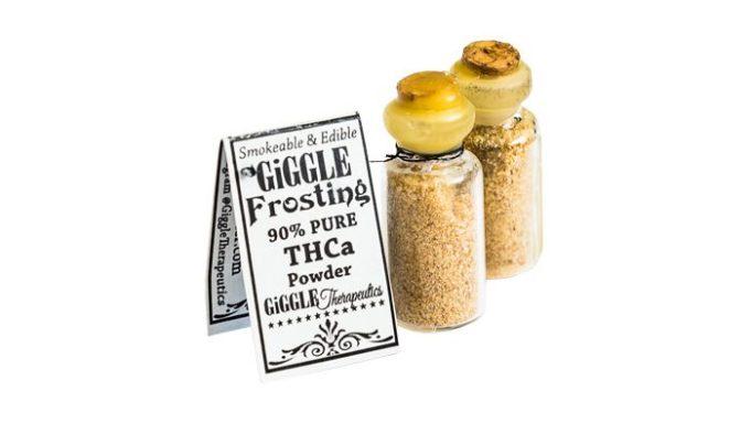 Giggle Therapeutic Marijuana Products