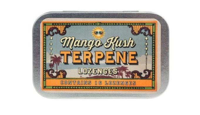 Leaf of LifeM ango Kush Terpene Lozenges marijuana products