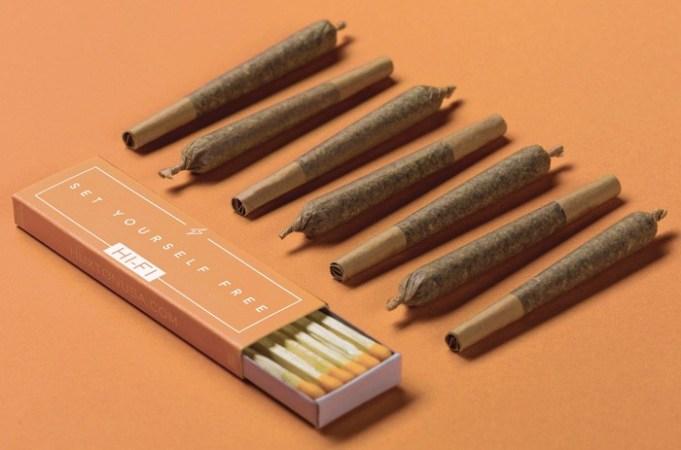 Infused marijuana products