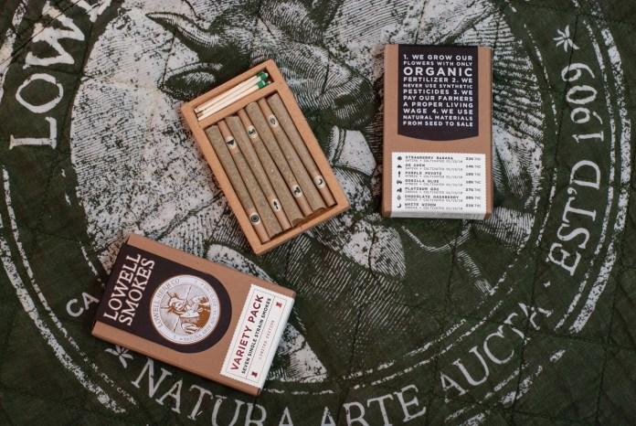Lowell Smokes Variety Pack