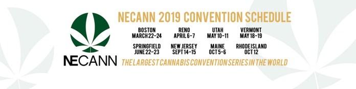 NECANN 2019 Convention Schedule