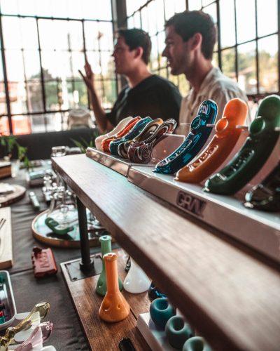 GRAV cannabis pipes Austin Texas mg Magazine