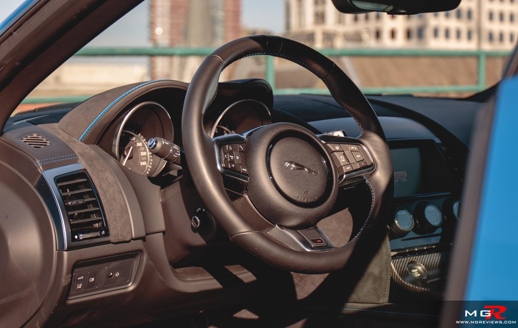 2018 Jaguar F-Type SVR