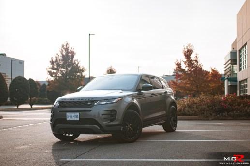 2020 Land Rover Range Rover Evoque R-Dynamic