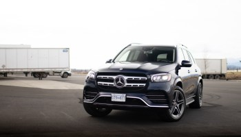 2020 Mercedes-Benz GLS 450 4MATIC