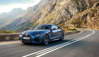 2021 BMW 4-Series