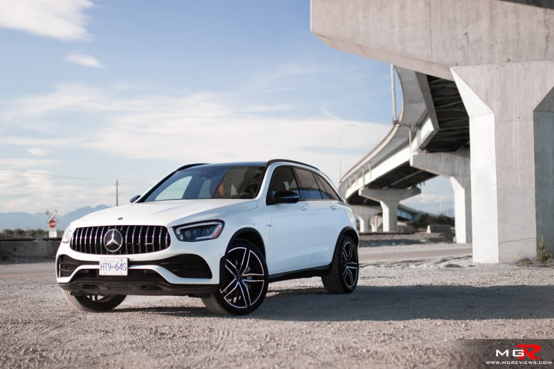 2020 Mercedes-Benz GLC 43 AMG