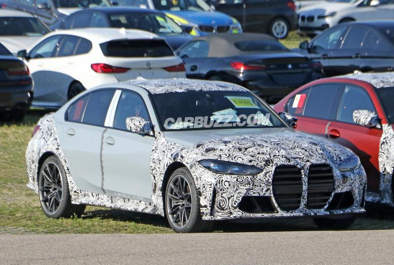 news the 2021 bmw m3 will officially be available as a