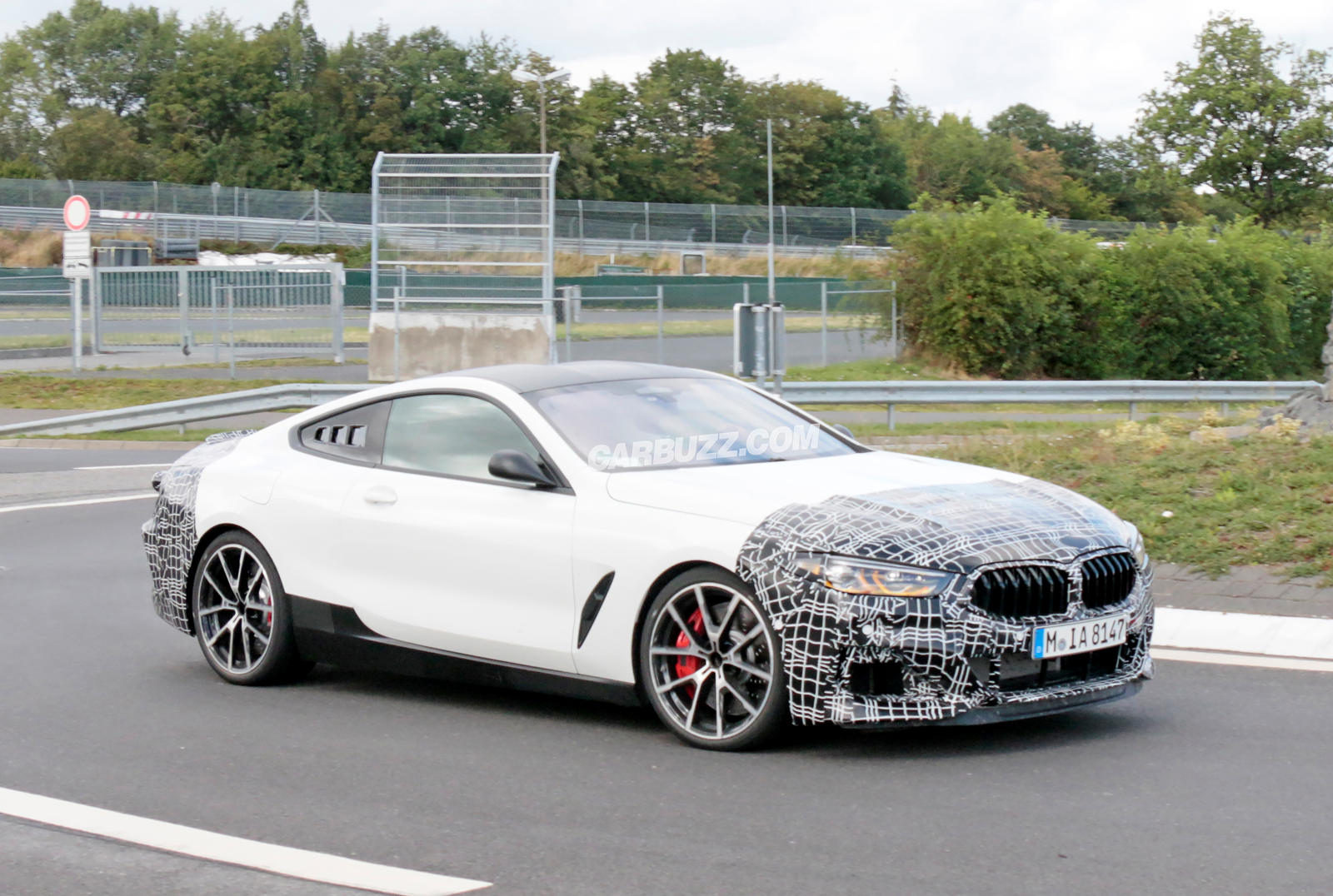 BMW mid-engined supercar