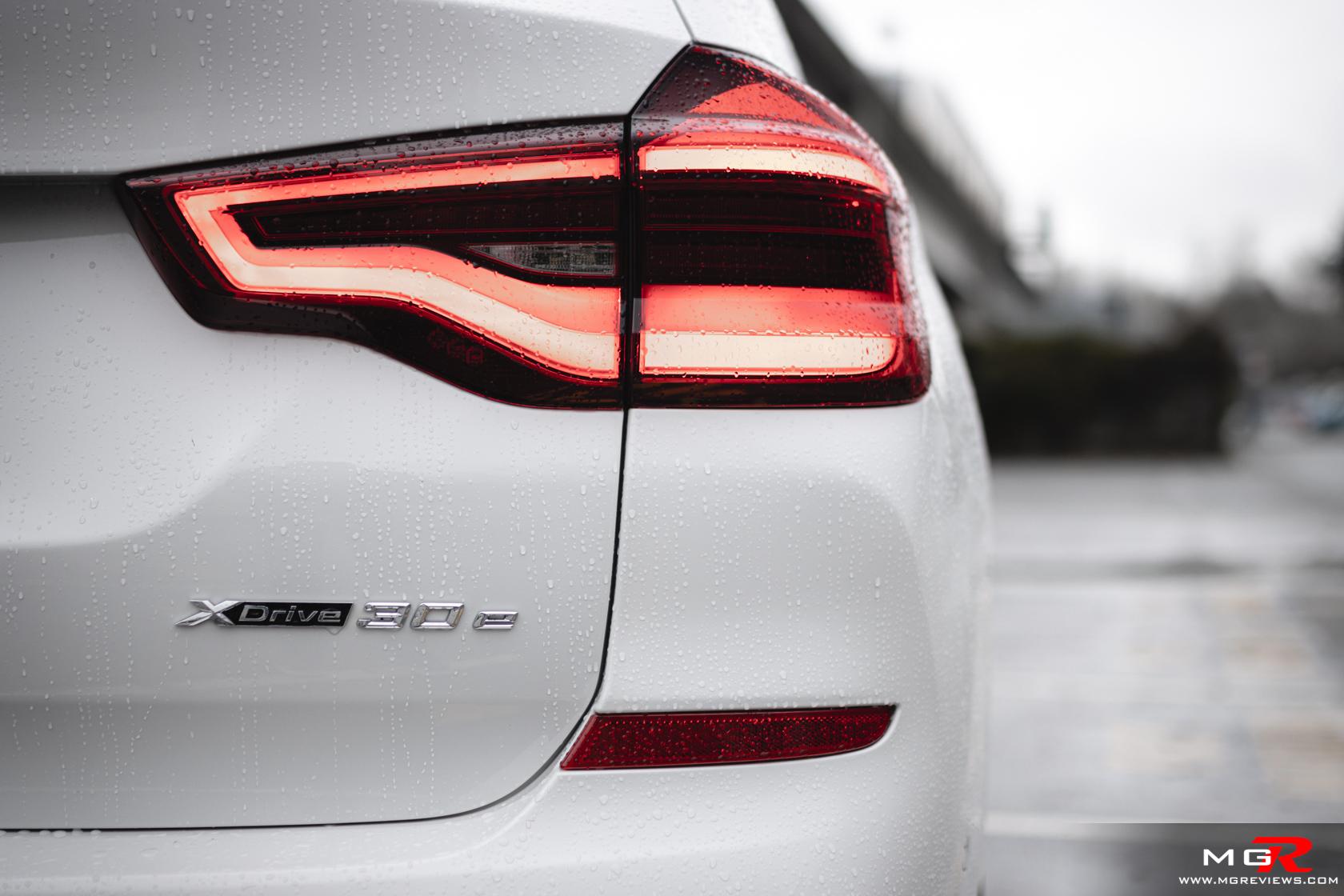 2020 BMW X3 30e xDrive