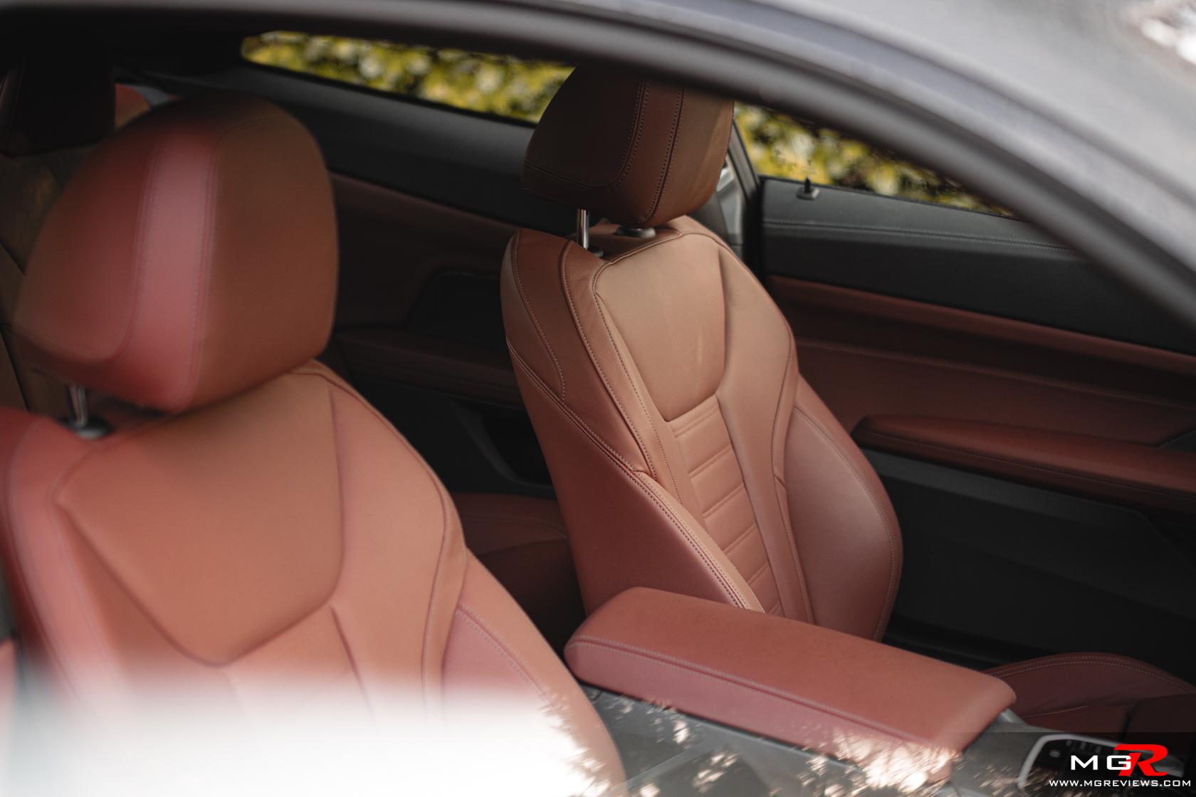 2021 BMW M440i xDrive Interior2021 BMW M440i xDrive Interior