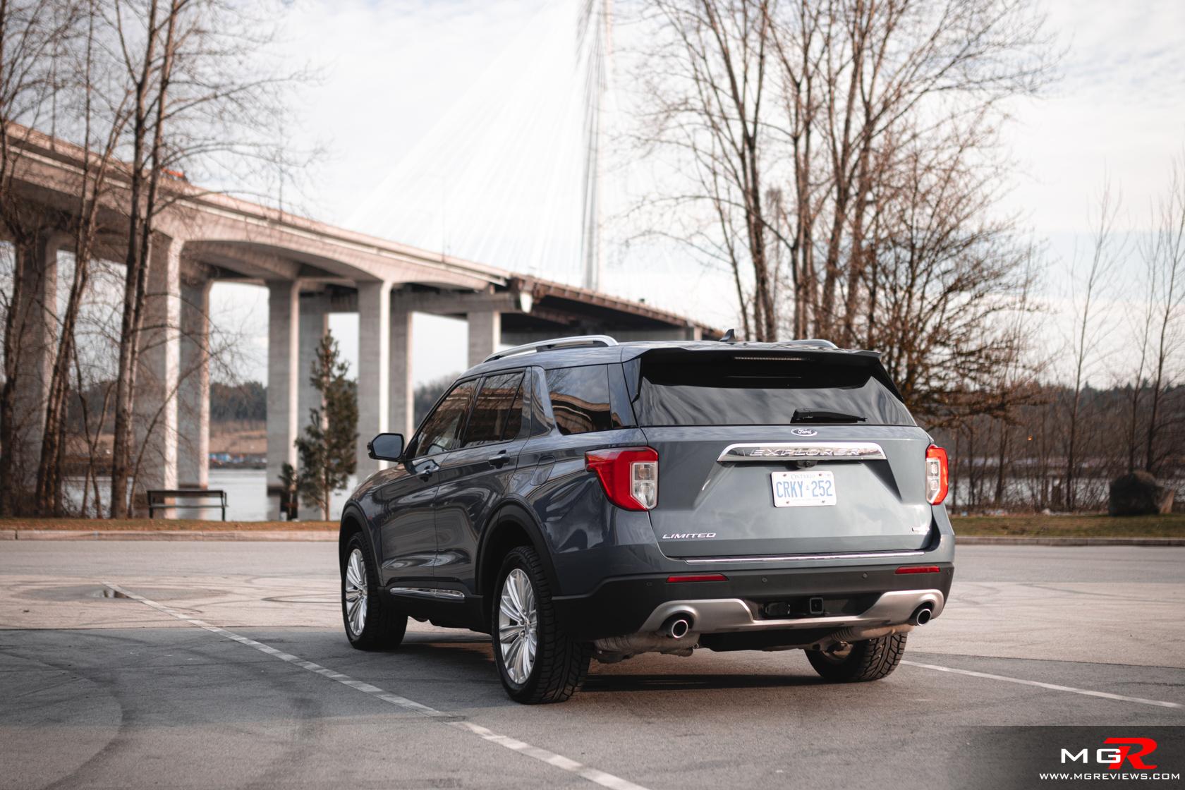 2021 Ford Explorer Hybrid