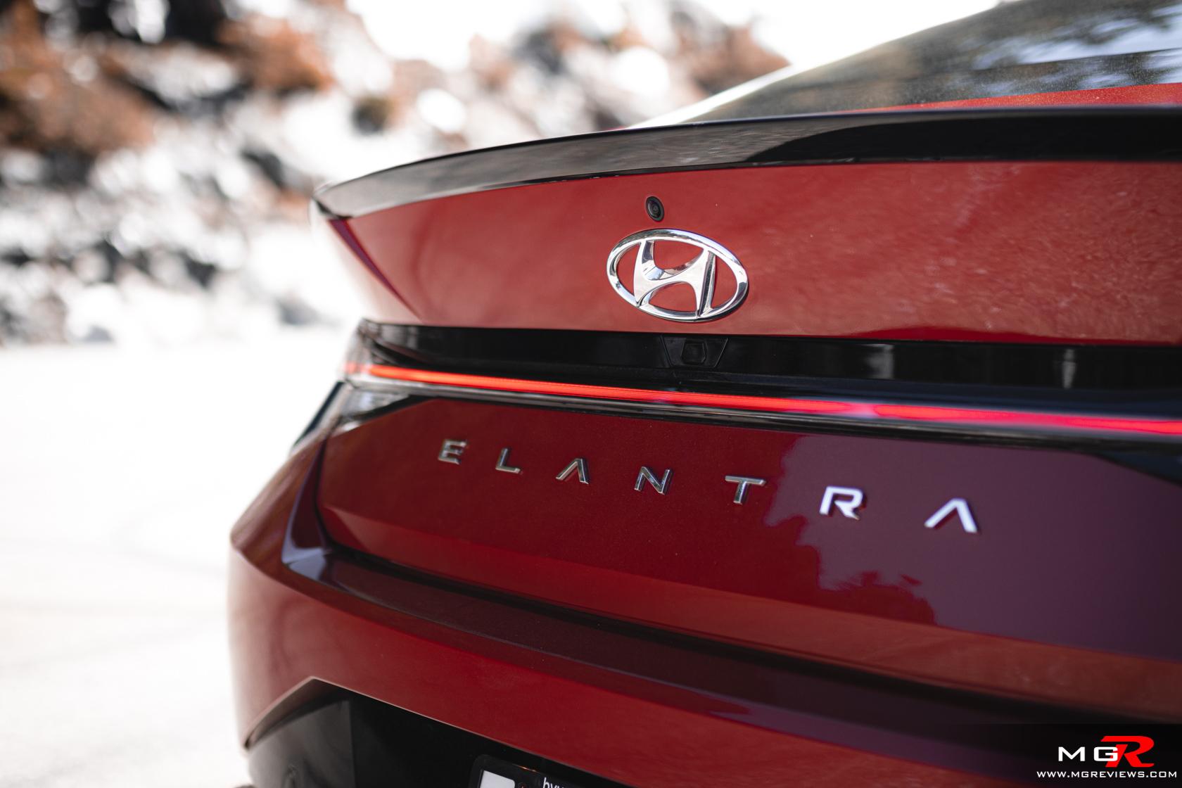 2021 Hyundai Elantra N-Line