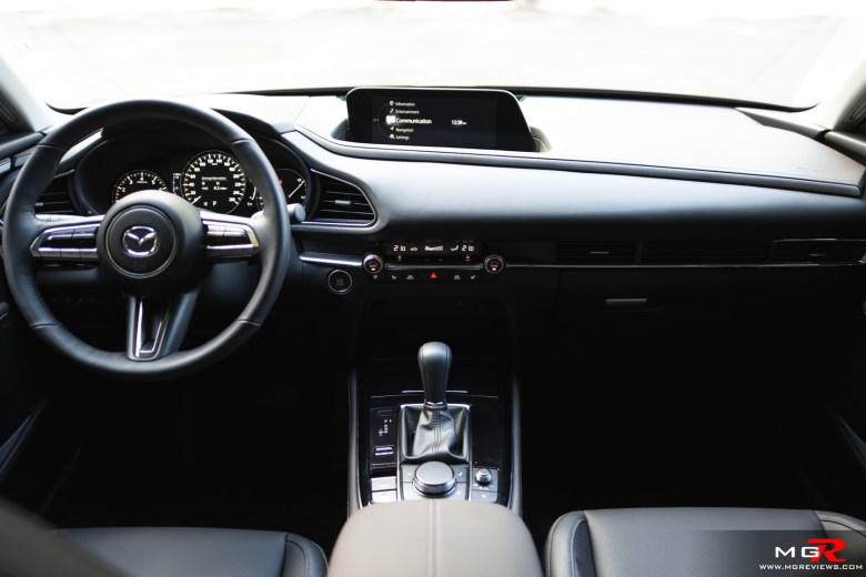 2021 Mazda CX-30 Turbo Interior