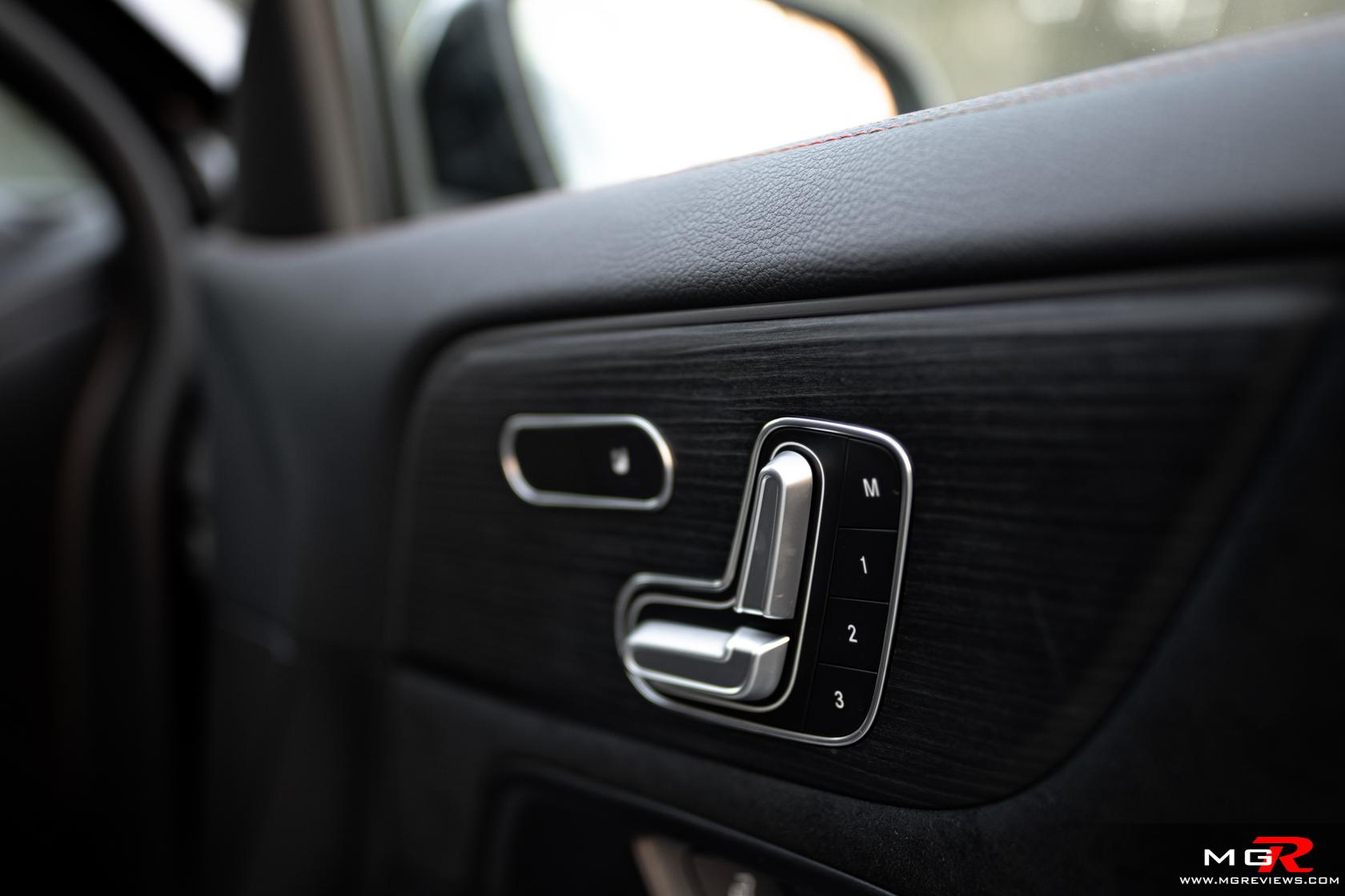 2021 Mercedes-Benz GLA 45 AMG Interior2021 Mercedes-Benz GLA 45 AMG Interior