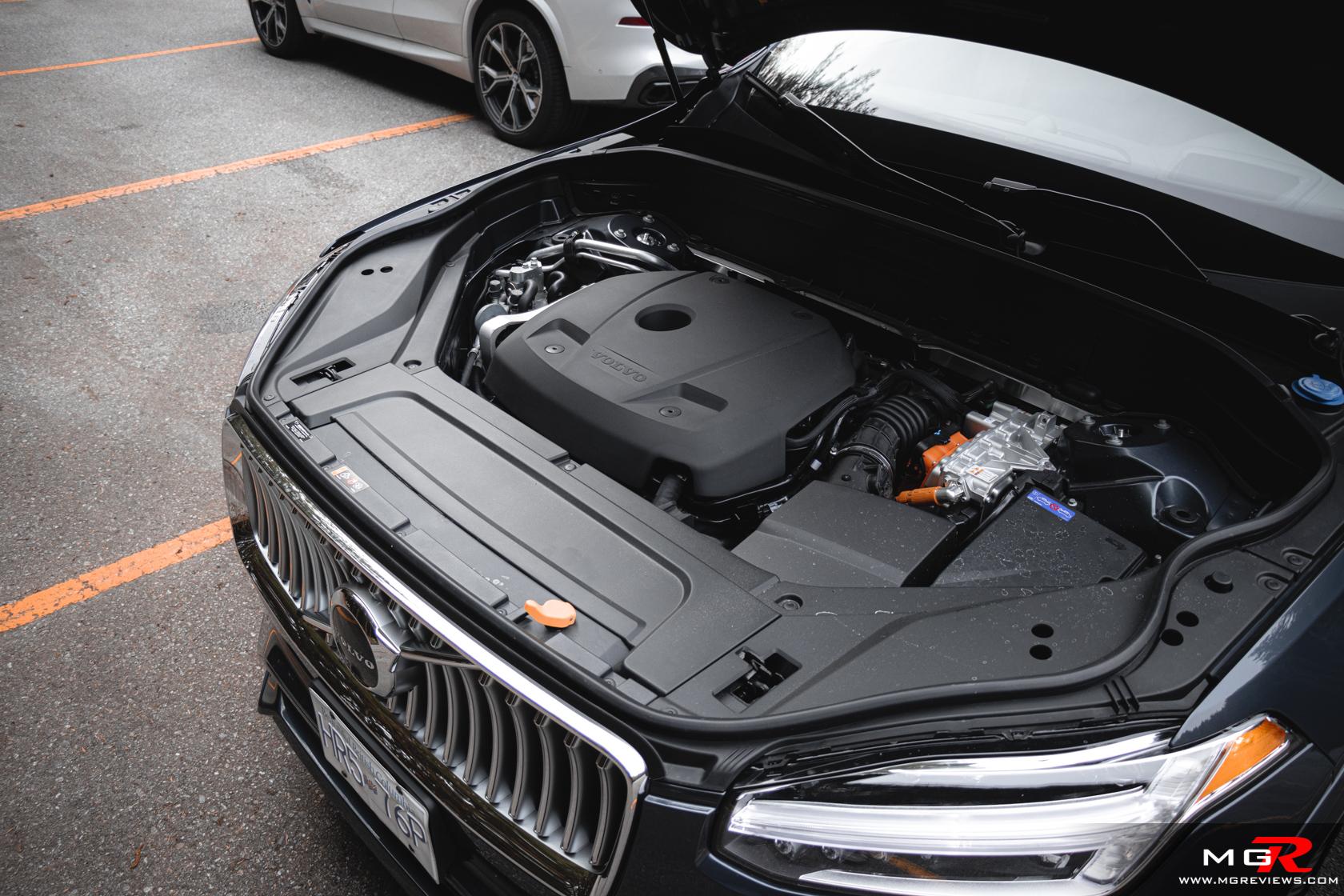 2021 Volvo XC90 T8 Recharge