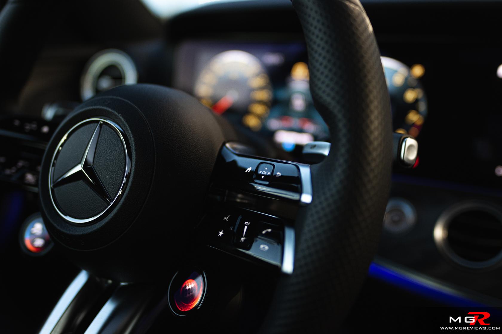 2021 Mercedes-Benz E63 AMG Wagon 4MATIC+ Interior