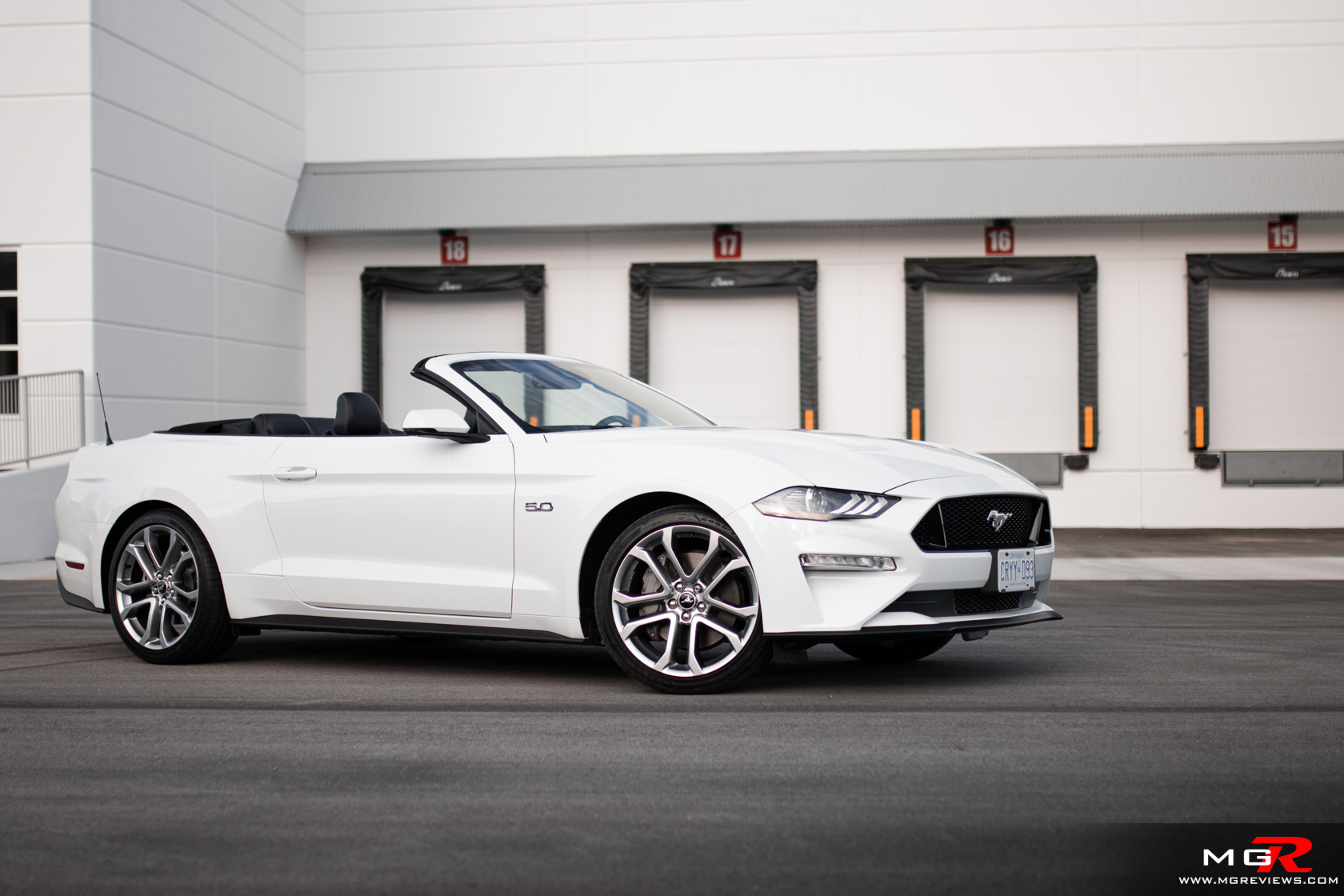 2021 Ford Mustang GT Convertible