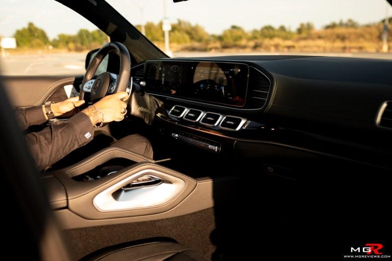 2021 Mercedes-Benz GLS 63 AMG Interior