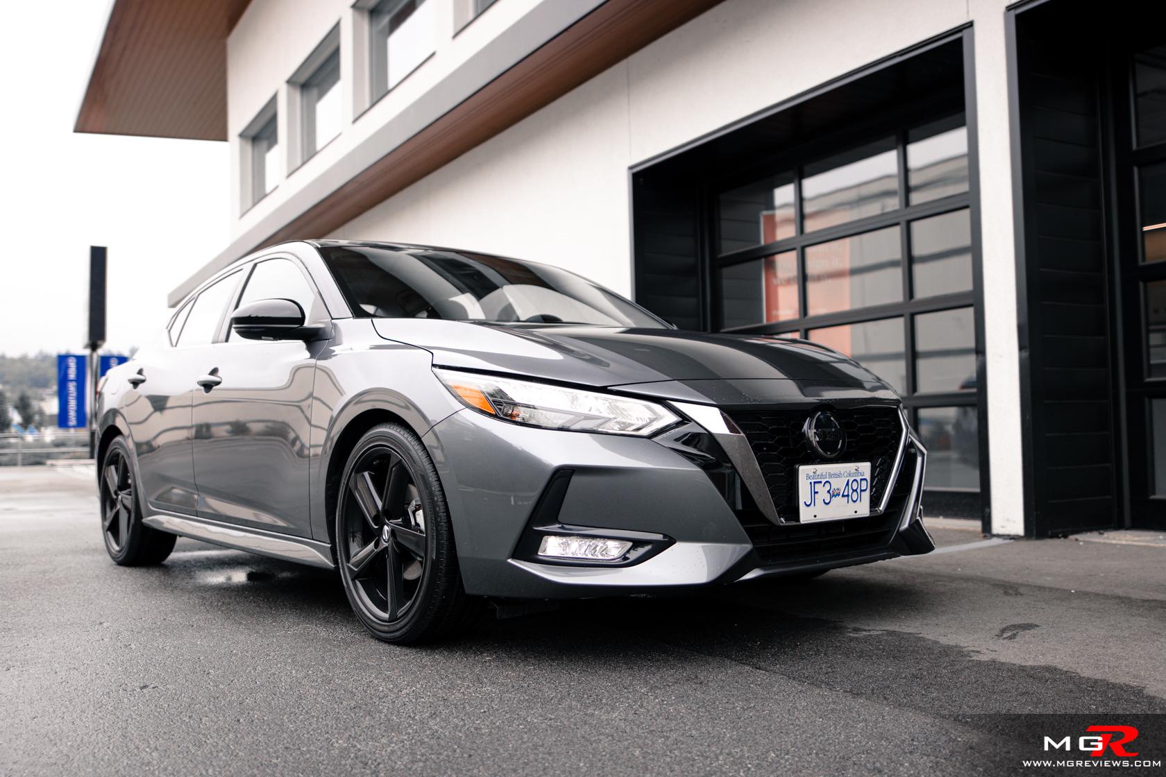 2021 Nissan Sentra SR