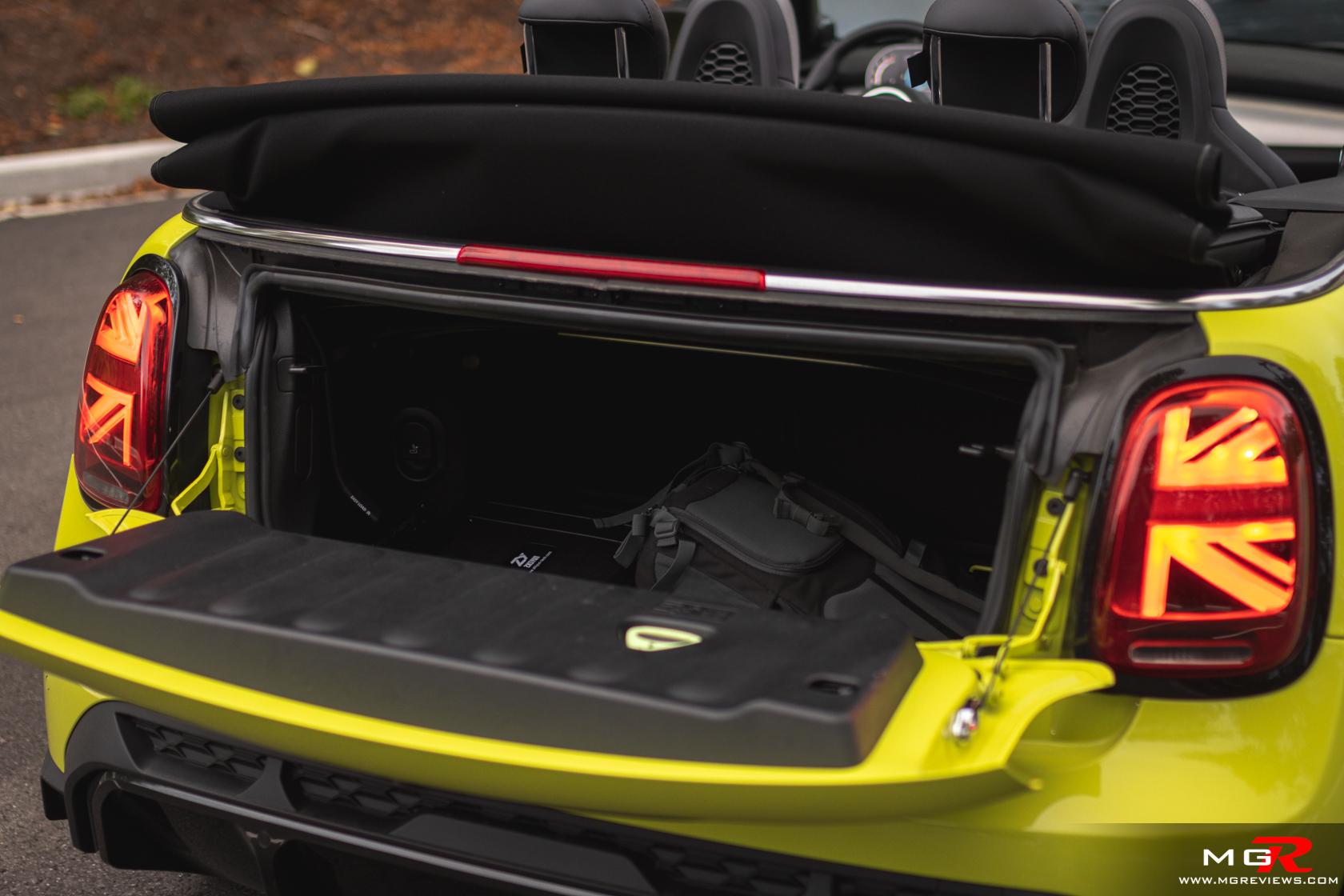 2022 Mini Cooper JCW Convertible vs 2021 Mazda MX-5