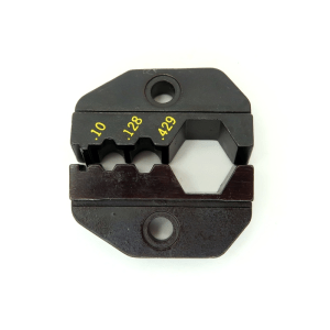 LMR-400 & RG-213 Interchangeable Die for standard ratcheting crimper tools P/N: 7505-DIE-400 - Max-Gain Systems, Inc.