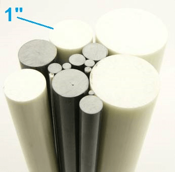 "1"" OD Round Solid Rod"