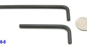 "0.216"", 6-flute Spline tools"