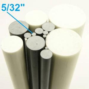 "5/32"" OD Round Solid Rod"