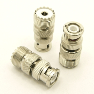 UHF-female / BNC-male Adapter (P/N: 7060)