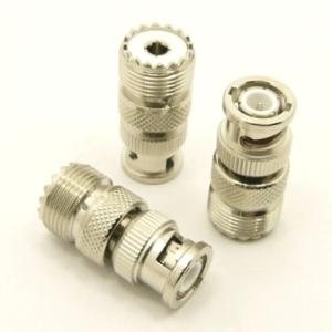 UHF-female / BNC-male Adapter (P/N: 7060)
