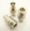 N-female / BNC-female Adapter (P/N: 7068)