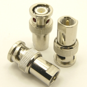 BNC-male / FME-male Adapter (P/N: 7091)