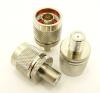 N-male / F-female Adapter (P/N: 7325)