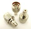 N-male / RCA-female Adapter (P/N: 7326)