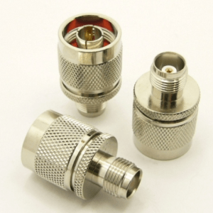N-male / TNC-female Adapter (P/N: 7328)