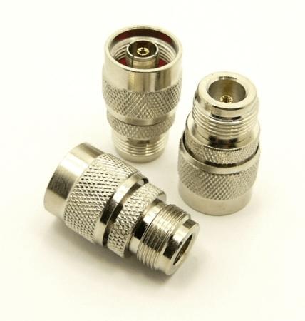 N-female / RP-N-male Adapter (P/N: 7390)