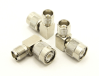 TNC-male / TNC-female Adapter, Right Angle (P/N: 7432-RA)