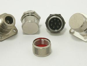 Protective cap (fits UHF-female, N-female, and Microphone panels) (P/N: 7510)